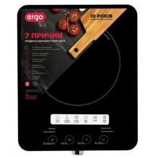 Индукционная плита Ergo IPH-1607 1800W Черный