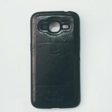 Бампер для Samsung j210 Черный