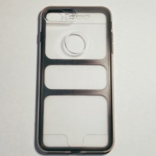 Бампер для iPhone 7/7S Plus 360 Full Прозорий