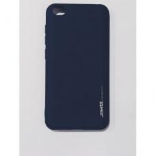 Бампер для Xiaomi Redmi Go Smit Синий