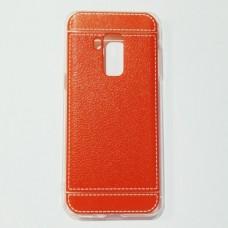 Бампер для Bluboo S8 Красный