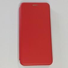 Чехол книжка для Samsung M51 Fashion Красный