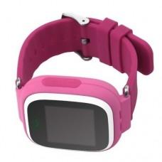 Смарт часы Smart Baby Watch Q90 с GPS Розовый