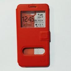 Чехол-книжка для Samsung J7 Prime Красный