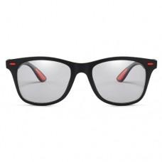 Фотохромные очки ViViBee Классика Rey Ban Черный+Красный