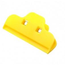 Широкий затиск для ремонту дісплеїв Жовтий