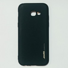 Бампер для Samsung A520 2017 Smit Черный
