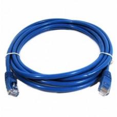 LAN интернет кабель High Quality 5 метров Синий