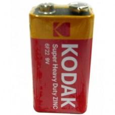 Батарейка крона Kodak 6F22