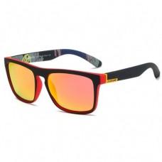 Cолнцезахисні окуляри Dubery Чорний+Червоний+Червоний