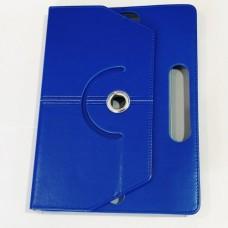 Чохол-книжка для планшета 9-10 дюймів з поворотом Синіій
