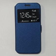 Чехол-книжка для Samsung A520 Синий