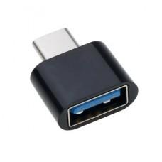 OTG переходник USB- Type C mix color