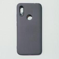 Бампер для Xiaomi Redmi 7 Серый