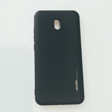 Бампер для Xiaomi Redmi 8A Smit Черный