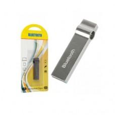 USB Bluetooth Dongle BT580A імітація флешки з музикою Сірий