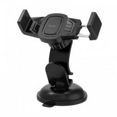 Автомобильный держатель телефона Hoco CA40 Черный