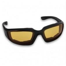Спортивные защитные антибликовые очки с уплотнителем Желтый