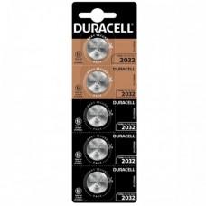 Батарейка Duracell 2032 по 5 шт.