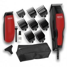 Машинка для стрижки Moser WAHL Home Pro 100 Combo 1395.0466  Черный+Красный