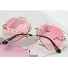Очки солнцезащитные Oulylan Розовый