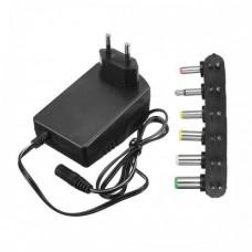 Універсальний зарядний пристрій 7 в 1. SL-668 Чорний