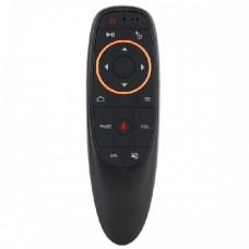Аеро пульт G10S для Smart TV Box з голосовим набором Чорний