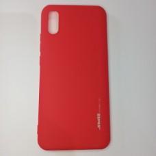 Бампер для Xiaomi Redmi 9A Smit Червоний