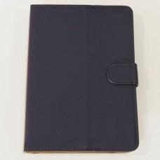 Чохол-книжка для планшета 10 дюймів з карманом Чорний
