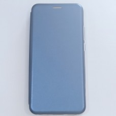 Чехол книжка для Xiaomi Redmi 9А Синий