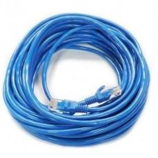 LAN интернет кабель High Quality 10 метров Синий