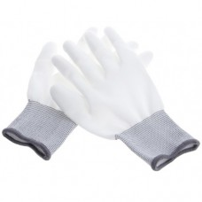 Перчатки статические белый