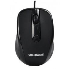 Мышь Greenwave MO-1641 Черный