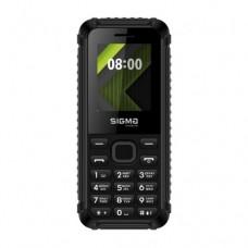 Мобільний телефон Sigma X-style 18 Track Black