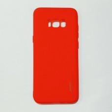 Бампер для Samsung S8 Plus Smit Красный