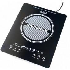 Индукционная плита Grunhelm GI-А2018 2000W Черный