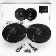 Колонки автомобильные JB GT6-5 13 см Черный