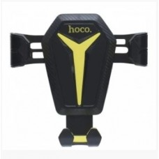 Автомобильный держатель Hoco CA22 Черно-Желтый
