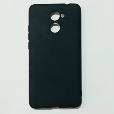 Бампер для Huawei y7 2017 Черный