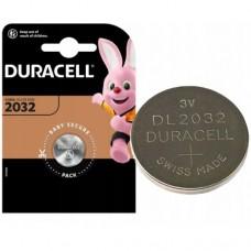 Батарейка щелочная Duracell 2032