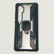 Противоударный защитный чехол для Xiaomi  Note 10 Pro Синий