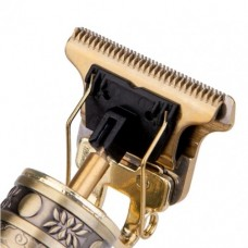 "Окантовочна машинка для фолосся ""Vintage T9 - Будда"" Золотий"
