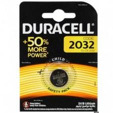 Батарейка Duracell 2032