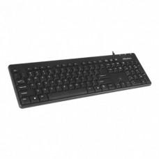 Компьютерная клавиатура проводная Meetion MT-AK100 Черный