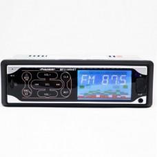 Автомагнітола 3884BT bluetooth сенсорне керування Чорний+Червоний