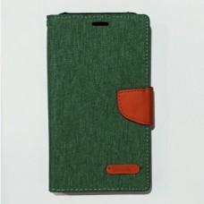 Универсальный чехол книжка 4,8-5,3 дюймов Зеленый