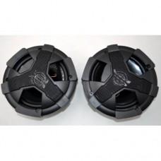 Колонки автомобильные TS-1637 (16 см) Черный