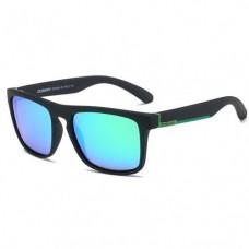 Сонцезахисні окуляри Dubery Чорний+Зелений