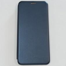 Чехол книжка для Xiaomi Redmi Note 9S/9Pro Темно-синий