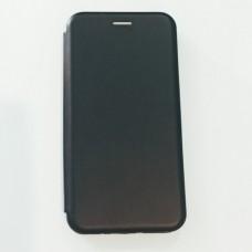 Чехол книжка для Xiaomi Redmi 8A Черный